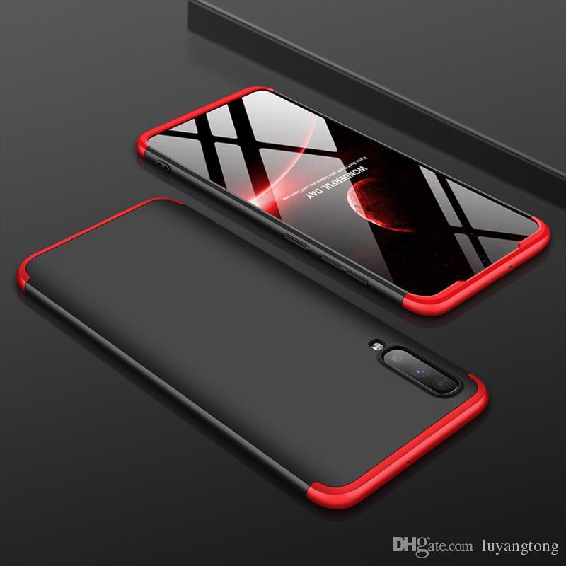 Coque 360 Protection Complète Pour Samsung Galaxy A70 Coque 3 EN 1 Ultra Mince Dur Couverture Arrière Pour Samsung SM-A705F Couverture Funda