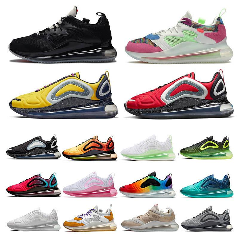men women Running Shoes OBJ University Red Black Yellow Be True White Volt TOTAL ECLIPSE Wolf Grey PINK Trainers sports sneakers