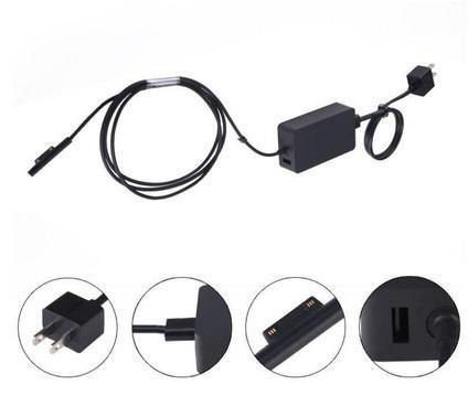 10pcs 12V 2.58A 36W AC Power Supply Charger Adapter USB 2.0 Connector For Microsoft Surface Pro 3 Pro 4