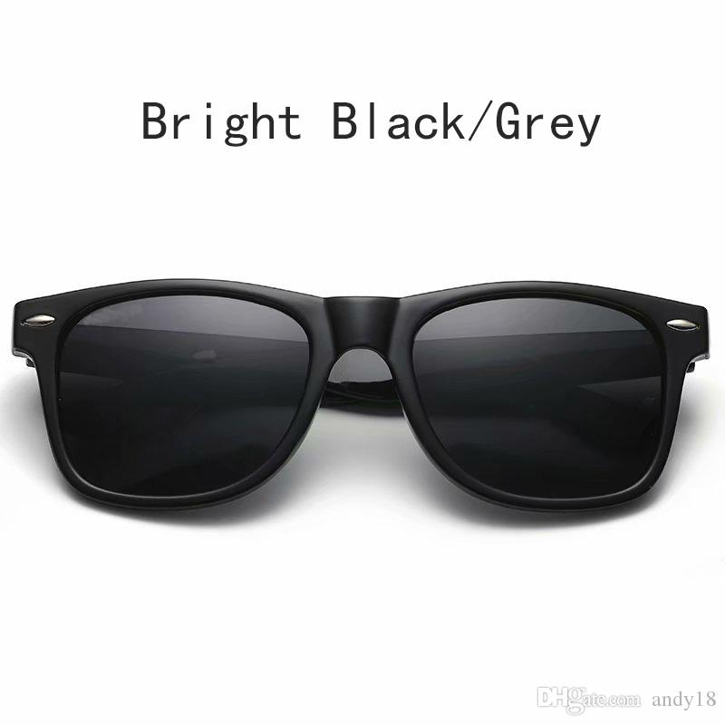 النظارات الشمسية الكلاسيكية الاستقطاب نظارات رجالي إمرأة نوعية جيدة UV حماية الصيد في الهواء الطلق نظارات