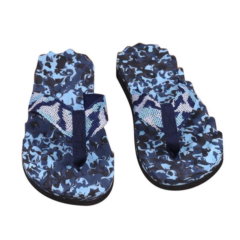 de chaussures hommes Chaussures de plage hommes d'été Camouflage Tongs Sandales Slipper intérieur extérieur tongs A0515 # 30