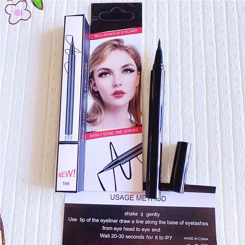 Eyeliner spécial Pen !! Pas besoin de colle et il peut porter des cils magnétiques et cils normaux outils de maquillage DHL gratuit