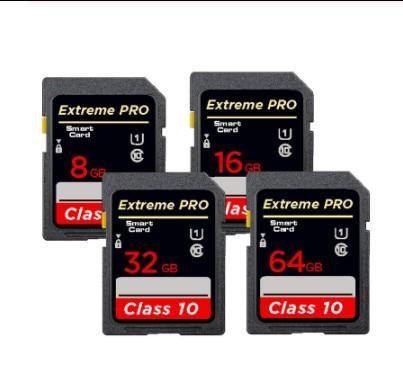 울트라 메모리 SD 카드는 SD 카드 16기가바이트 32기가바이트 64기가바이트 SDHC 카메라 SD 64기가바이트 tarjeta SD 128기가바이트 요리 Memoire의 클래스 10 UHS-1