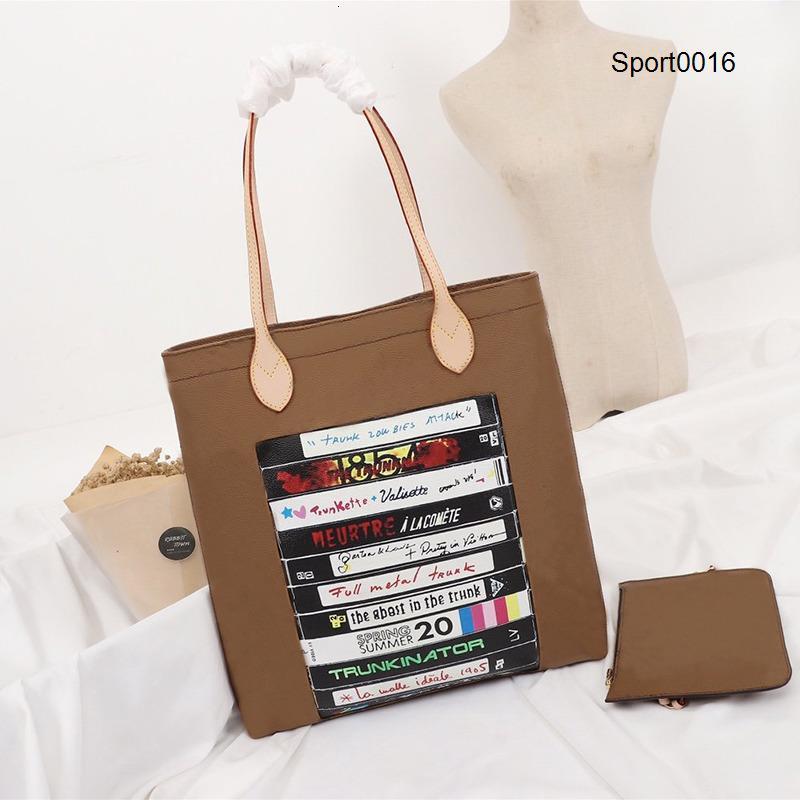 Vintage gedruckte Frauen-Einkaufstasche große Kapazitäts-Spielraum-Speicher-Beutel Fashion Personality Lady Taschen klassische Schulter-Beutel