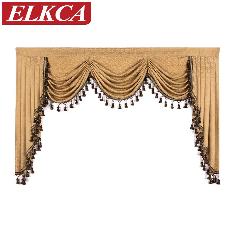 2020 European Valances For Living Room Waterfall Valances For Kitchen Modern Curtains Living Room Swag From Adeir 49 53 Dhgate Com