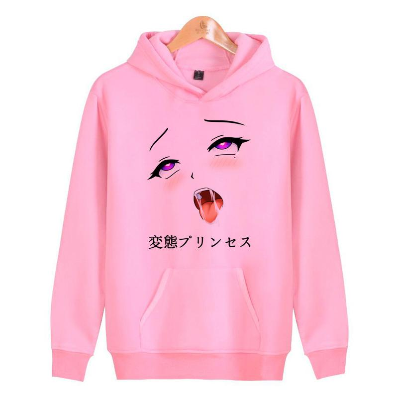 felpe hentai felpe luppolo hoddies maschio homme pullover streetwear / donne Harajuku hip T200103