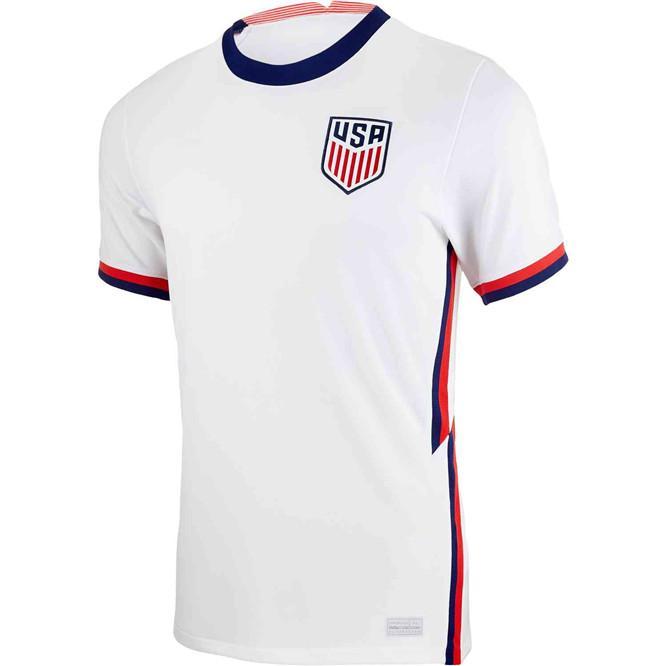 2018-2020 América Futebol Jerseys Estados Unidos Futbol Camisas US National Football Camisetas Camisetas Kit Maillot Maglia