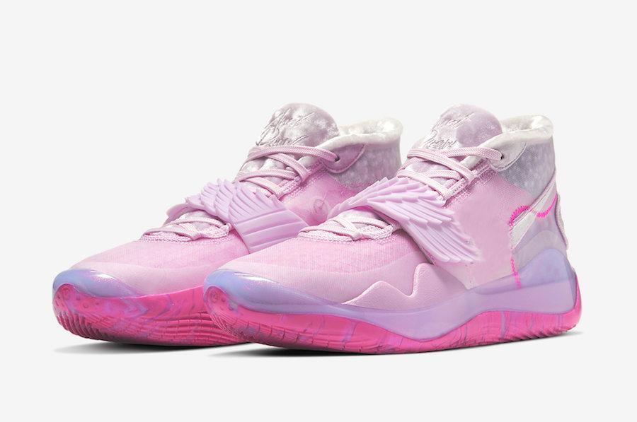 2020 Yeni ZOOM KD Kevin Durant 12 XII KD 12 Teyzem Erkek Basketbol Ayakkabı Atletik Spor Sneakers ile kutu Size7-12