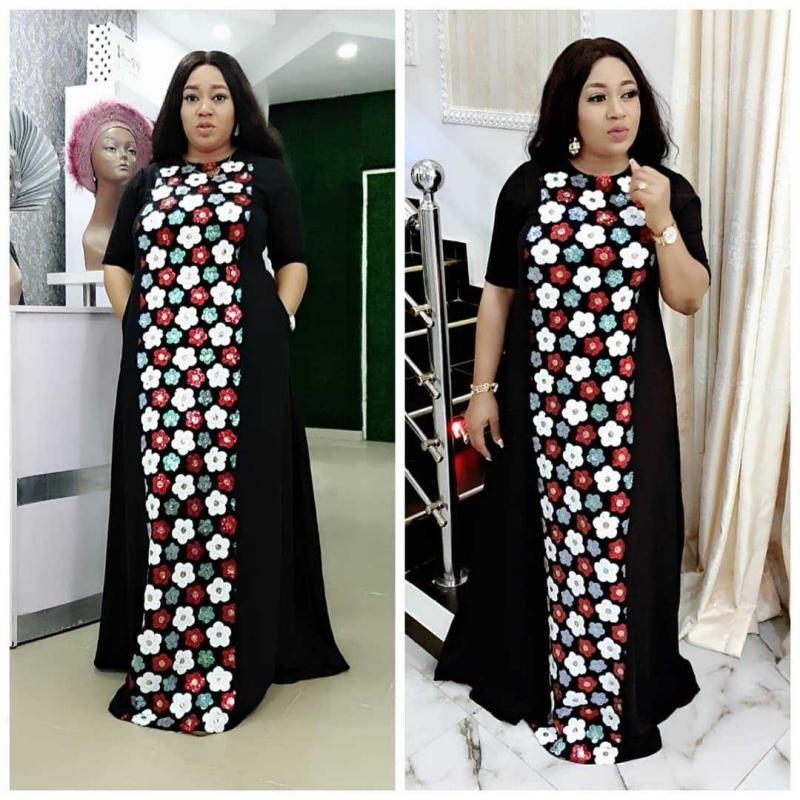 여성 다시 키 여름 플러스 사이즈 드레스 여성 전통적인 아프리카 의류 요정의 꿈을 위해 아프리카 드레스