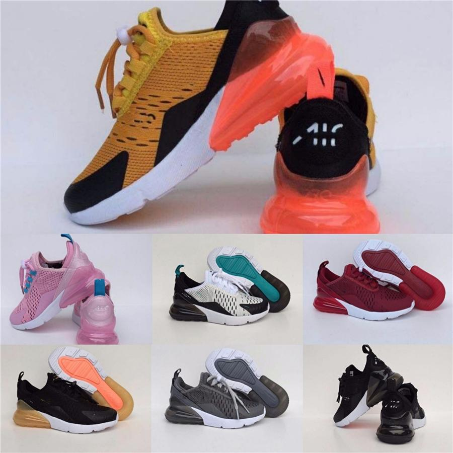 Autumn Winter Kids Shoes Baby Boys Girls Children Casual Warm Sneakers Breathable Soft Running Sports Shoes Size 21-30 He-Yq Y200404 #364