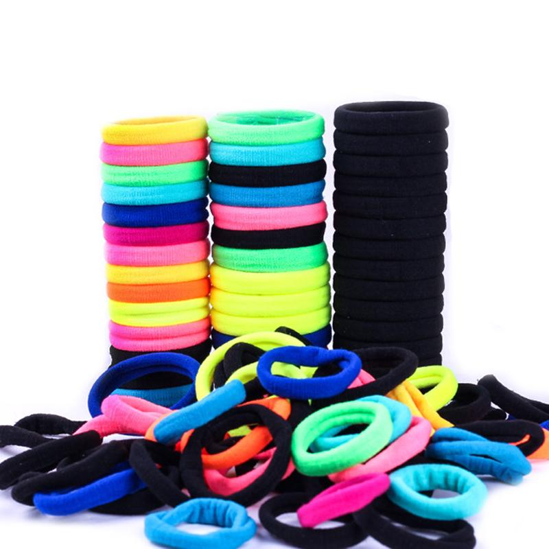 3,5mm Haarbänder Pferdeschwanzhalter Haarkrawatten Stirnband Scrunchies Pack Scrunchie Haarschmuck Für Mädchen und Frauen