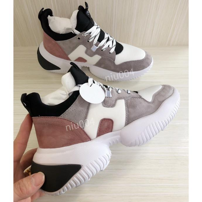 Louis Vuitton LV shoes hombre yx200428 velocidad Formadores zapatillas de deporte de la alta calidad de malla de punto de arranque Runner Zapatos