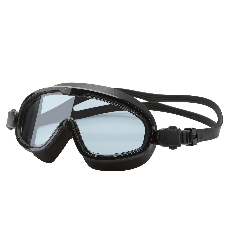 عالية الجودة مريح حملق السباحة لمكافحة الضباب شاتيربروف حماية من الأشعة فوق قابل للتعديل زجاج سباحة المياه نظارات مع القضية رجال نساء