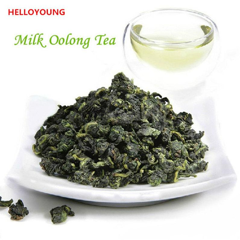 250g Yeni 2019 Çin Organik Oolong Çay Seçme Süt Oolong Yeşil çay Yüksek Kaliteli yeni İlkbahar çay Yeşil Gıda Tercih