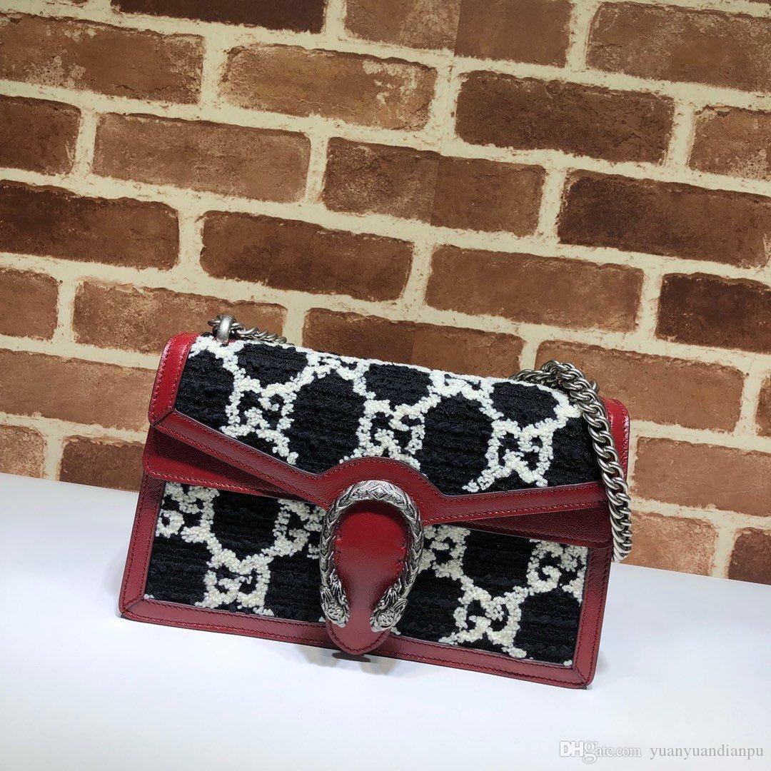 Brandneues Qualitäts Welt meistverkauften Damenhandtasche Mode Damen-Lederhandtasche Größe 28 * 18 * 9 cm 26612
