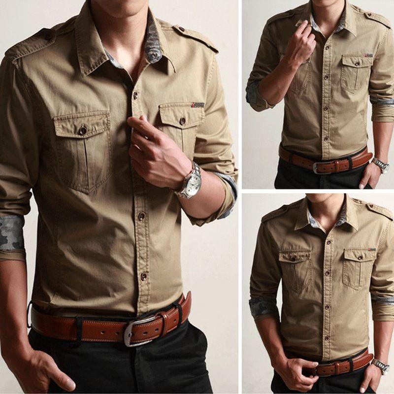 Casual hombre del diseñador camisas de vestir de algodón de alta calidad formal camisa de negocios a largo / corto sin mangas adelgazan las camisas de lujo de los hombres camisas