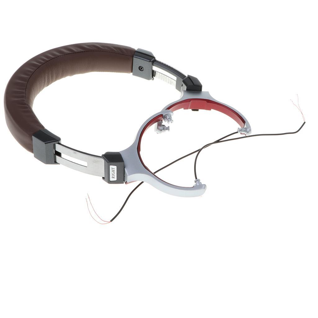 Ses ATH-MSR7 Kulaklık / Kulaklık Kafa Koruyucu Onarım Parçaları için yedek Kafa Kanca Kapak