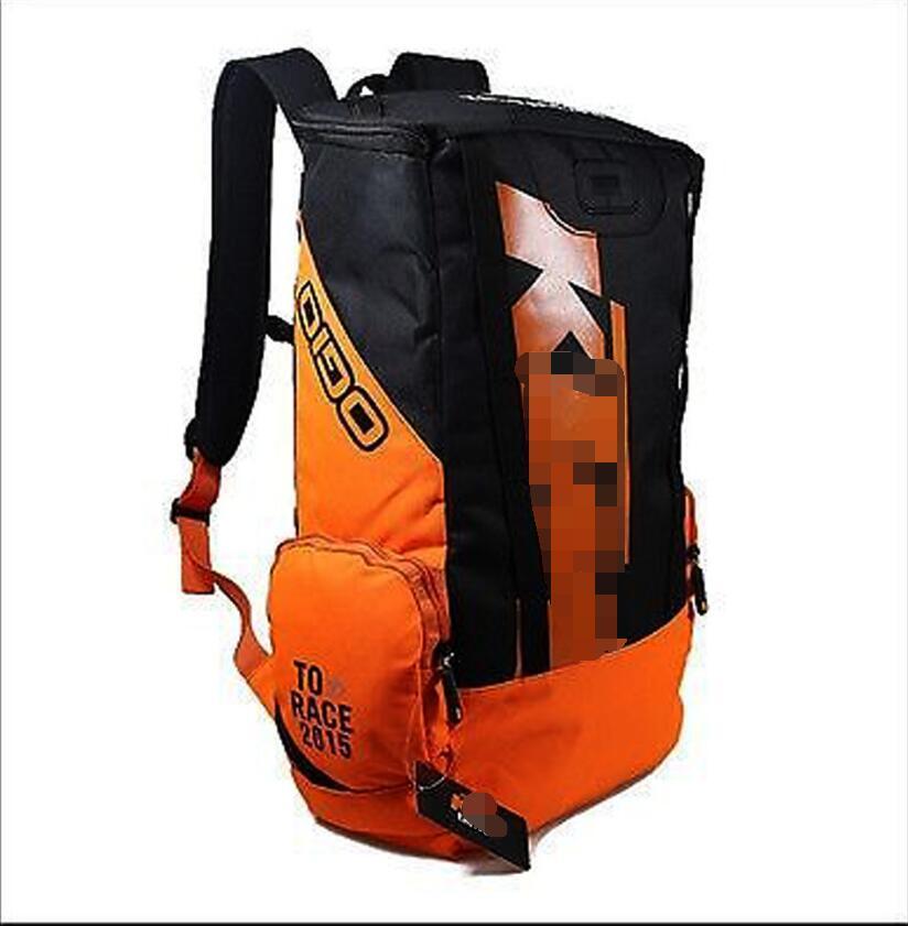 Nova KTM Cavaleiro Backpack Motorcycle Rider Backpack Cavaleiro Travel Bag Motorcycle Mochila