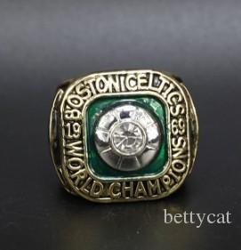 Venta al por mayor de los hombres de la nueva joyería de moda 1969 Celtic campeonato anillo de aleación de los aficionados a los deportes colección recuerdos de regalo de Navidad amigo