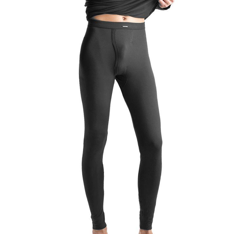 Marka Erkek Termal İç Giyim Bottoms Kış Modal Uzun Johns Tayt Artı boyutu Uyku Alt 4XL 5XL 6XL Pijama Pantolon 2443 Y200106 Isınma