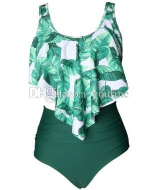 2019 Cheap Women split swimsuit female bikini edge swimsuit,Fashion swimwear designed by famous designer,swimwear flexible stylish