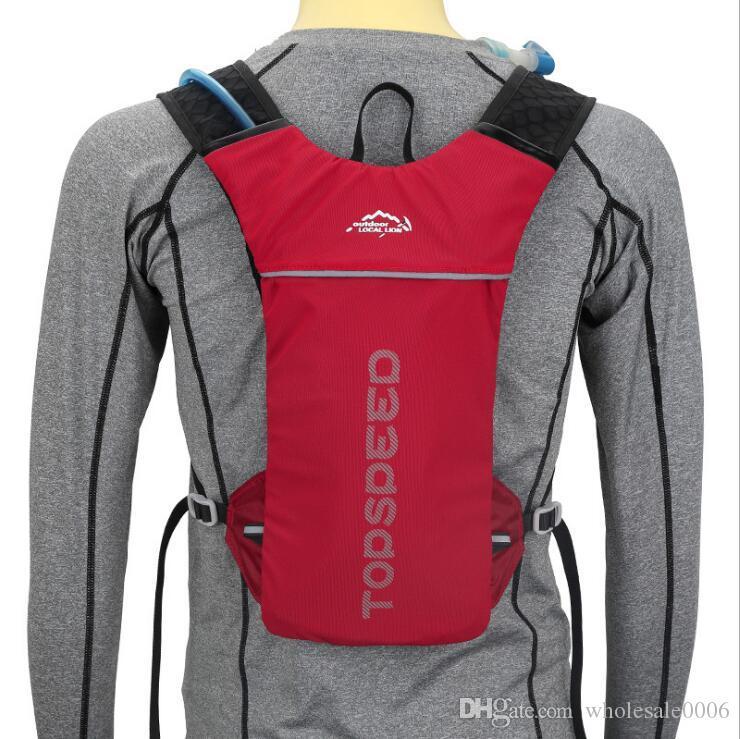 Outdoor sports riding bag off-road running water bag backpack bicycle equipment supplies waterproof mountain bike backpack designer crossbod