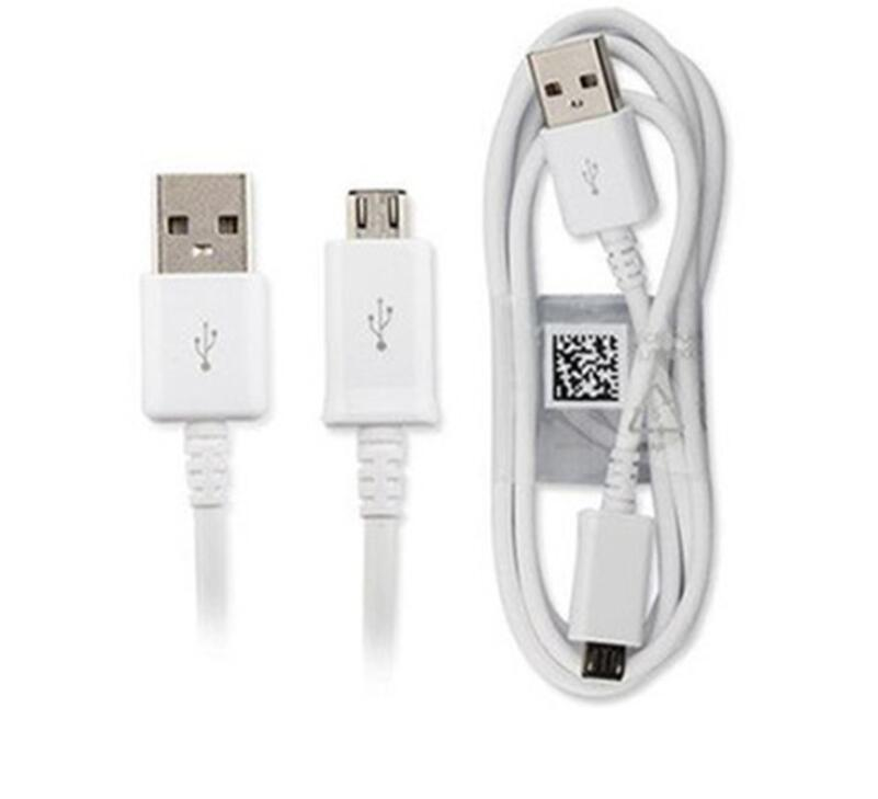 OEM 150 만 5피트 주 4 V8 마이크로 USB 빠른 충전기 케이블 데이터 동기화 삼성 갤럭시 S6 S7을위한 충전
