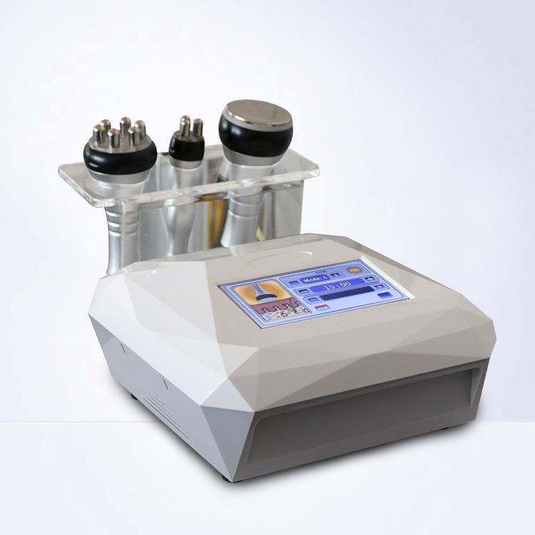 rf Vakuum Schönheitssalon Gewichtsverlust Fettverbrennung 40k Kavitation Ultraschall abnehmen Masseur Schönheit Maschine nach Hause