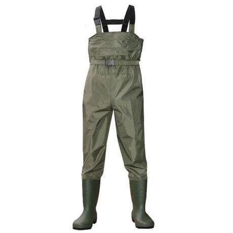 Bottes Extérieur Poitrine De Camo PVC Acheter En Waders Pantalon De Pêche Femmes Wading Poche Extérieure Pantalons De Imperméable Hommes Imperméable Rjq4A5L3