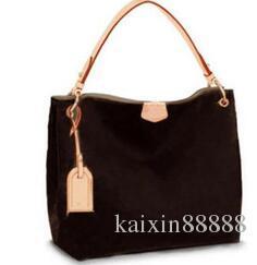 Bolsas MILLEFEUILLE 43704 Moda feminina bolsas de luxo bolsas de grife de moda mulheres marca bolsas Totes