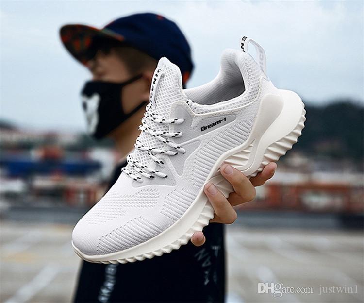 Cheap Chaussures Fashion Designer Shoes Formadores Branco Vestido Preto De Luxe Sneakers Homens Mulheres tênis de corrida