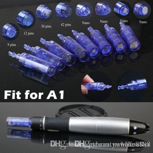 استبدال خرطوشة الإبر ل Dr.pen A1 الكهربائية السيارات ختم ديرما مكافحة الشيخوخة