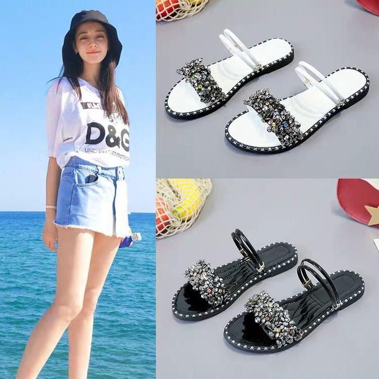 Korean Flat Shoes Fairy Wind