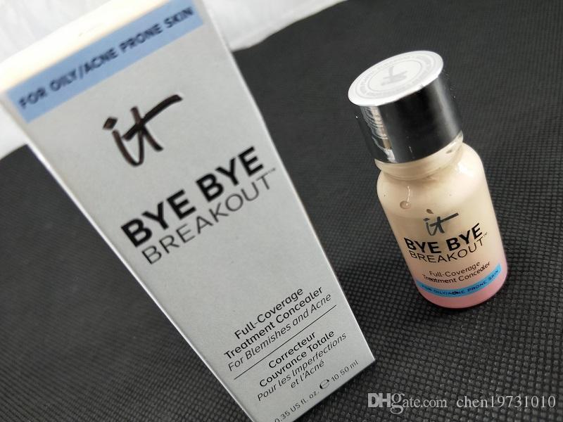2019 Nova Maquiagem BYE BYE Poros Primer matte pele aperfeiçoando primer Concealer Foundation Primer50ml