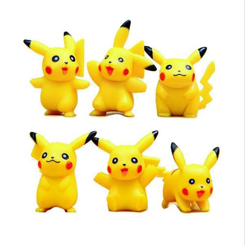 Pikachu Figures Toys