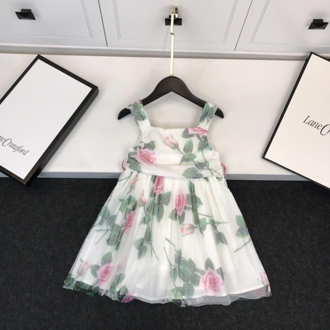 2.020 crianças de qualidade roupas meninas desss vestido top partido saia 563-539 8IIL