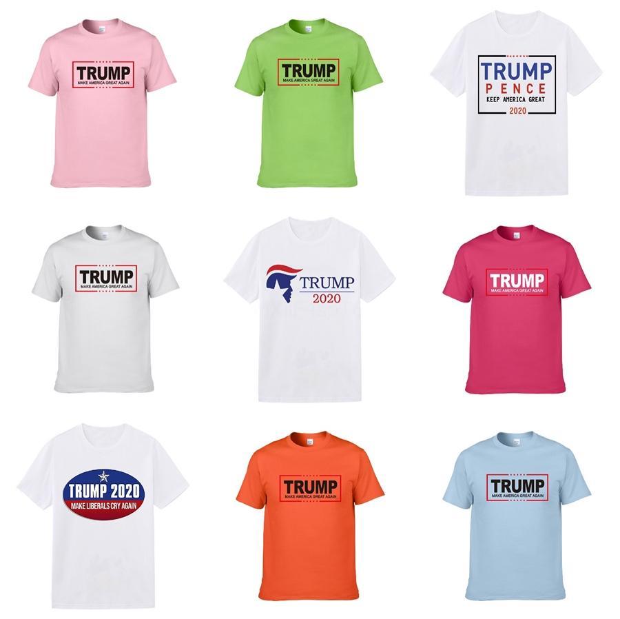 2020 Defqon 1 Чистый хлопок Дизайнер Футболка Мужчины Tshirts Hip Hop Мужская с коротким рукавом Trump Футболки Мода Повседневная Трампа T-Shirt S-Xxl # 828
