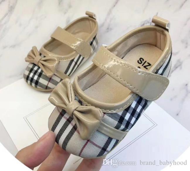 Yeni Çocuk Spor Bebekler Günlük Ayakkabılar Çocuklar Sneakers / yumuşak alt bebek Erkekler Kızlar ayakkabı A06 Bebek İlk Yürüyenler Kaymaz