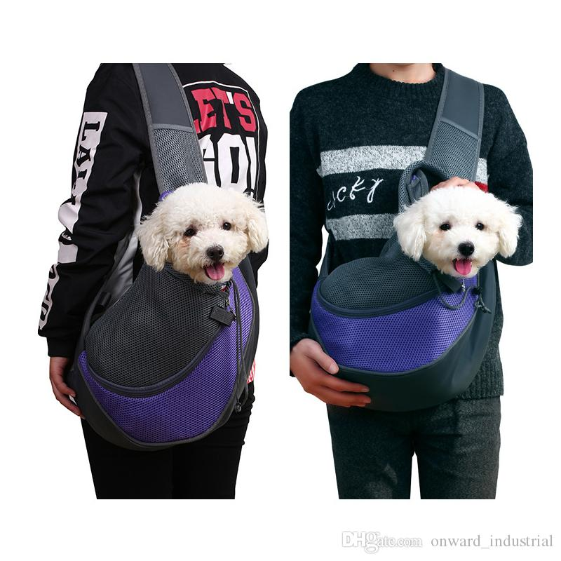 Fashion Dog Carriers Bags Pet Cute Cat Puppy Dogs Saddlebags Backpack Bag Carrying Sling Outdoor Accessories Supplies Products