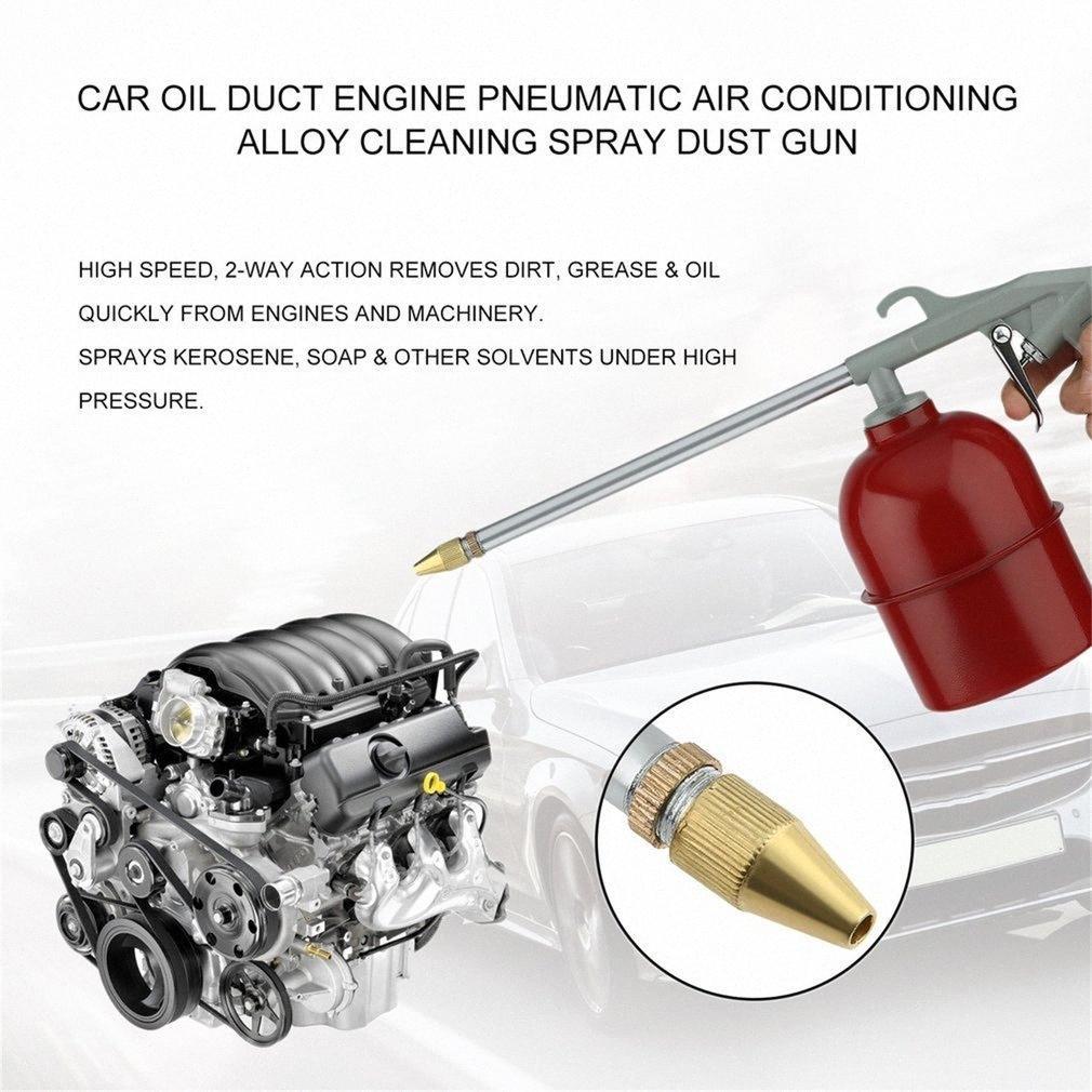 العناية صيانة السيارة المحمولة السيارات المحرك تنظيف بندقية المذيبات الهواء البخاخ ديجريسر محرك السيارة وتنظيف المعدات OKiF #