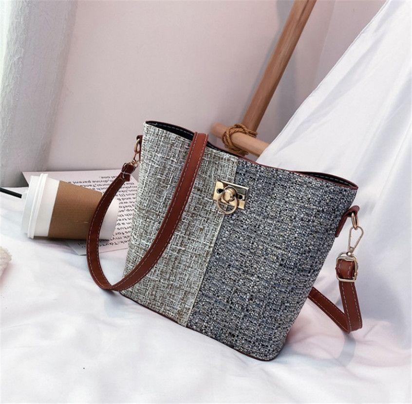 Bag Small Donne New Versatile spalla Croce Body Fashion Bag benna PH-CFY20062355