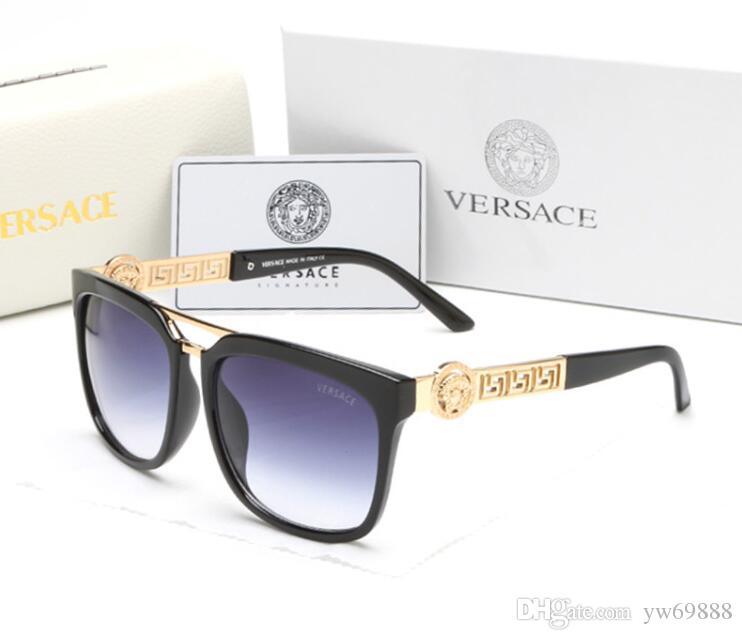 2019 Erkekler Kadınlar Için Yeni Erkek Güneş Gözlüğü UV Koruma Güneş Gözlükleri 2097 Ile Açık Spor Retro Güneş Gözlüğü