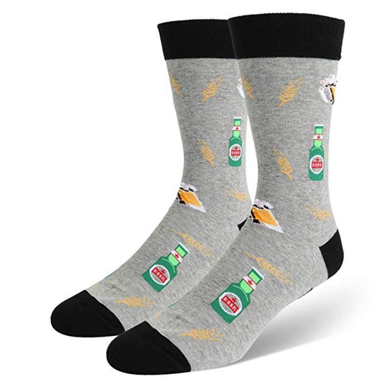 EĞER CAN OKU BU Harf Çorap Unisex Spor Orta buzağı Çorap Terlik Basketbol Çorap Erkekler Kadınlar Çorap Pamuk Sneaker çorap 2adet / Pair