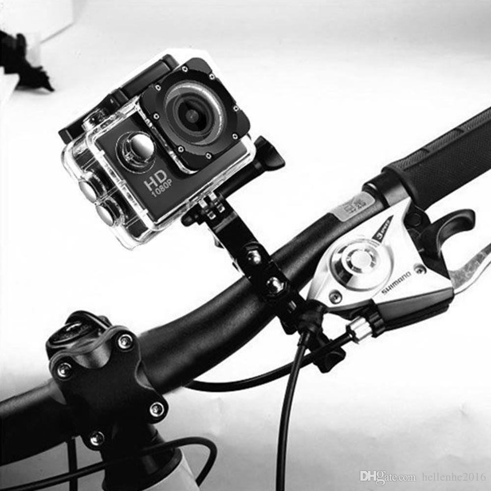 Самые дешевые SJ4000 HD 1080P Видеокамера DV Автомобильный видеорегистратор Спорт Камера Действия H.264 12MP 30M Водонепроницаемая видеокамера