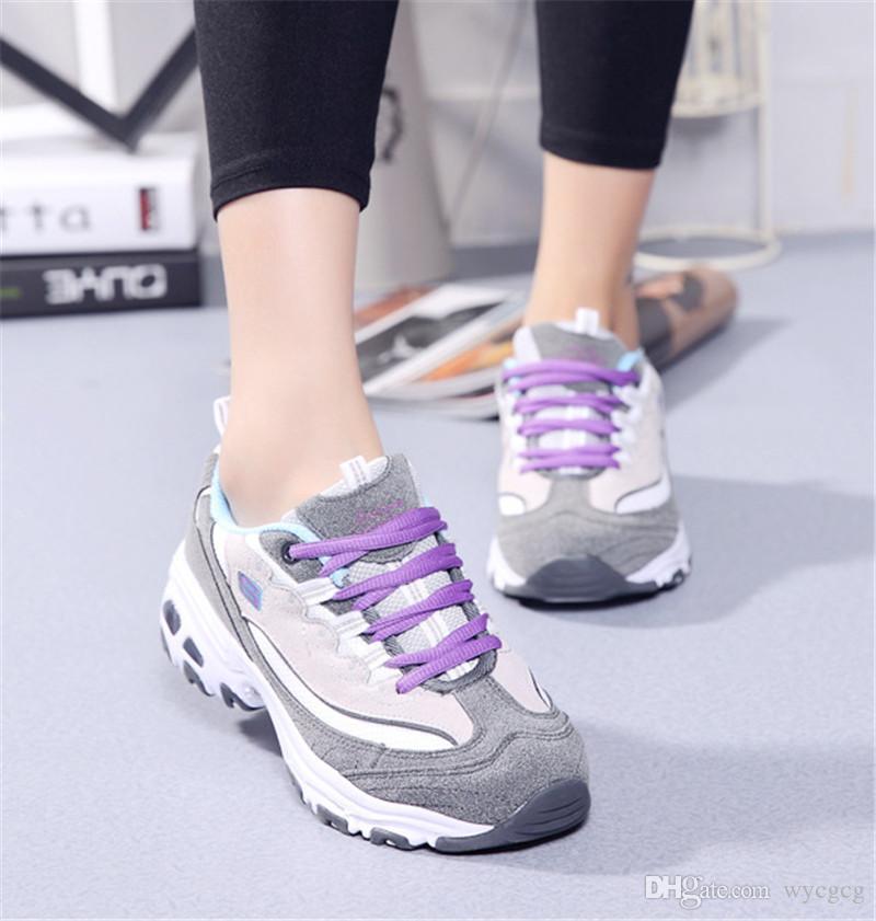 2020 nouveaux printemps et à l'automne nouvelles chaussures de sport mode préféré quelques légers sauvages respirant chaussures de sport de gros 36-39