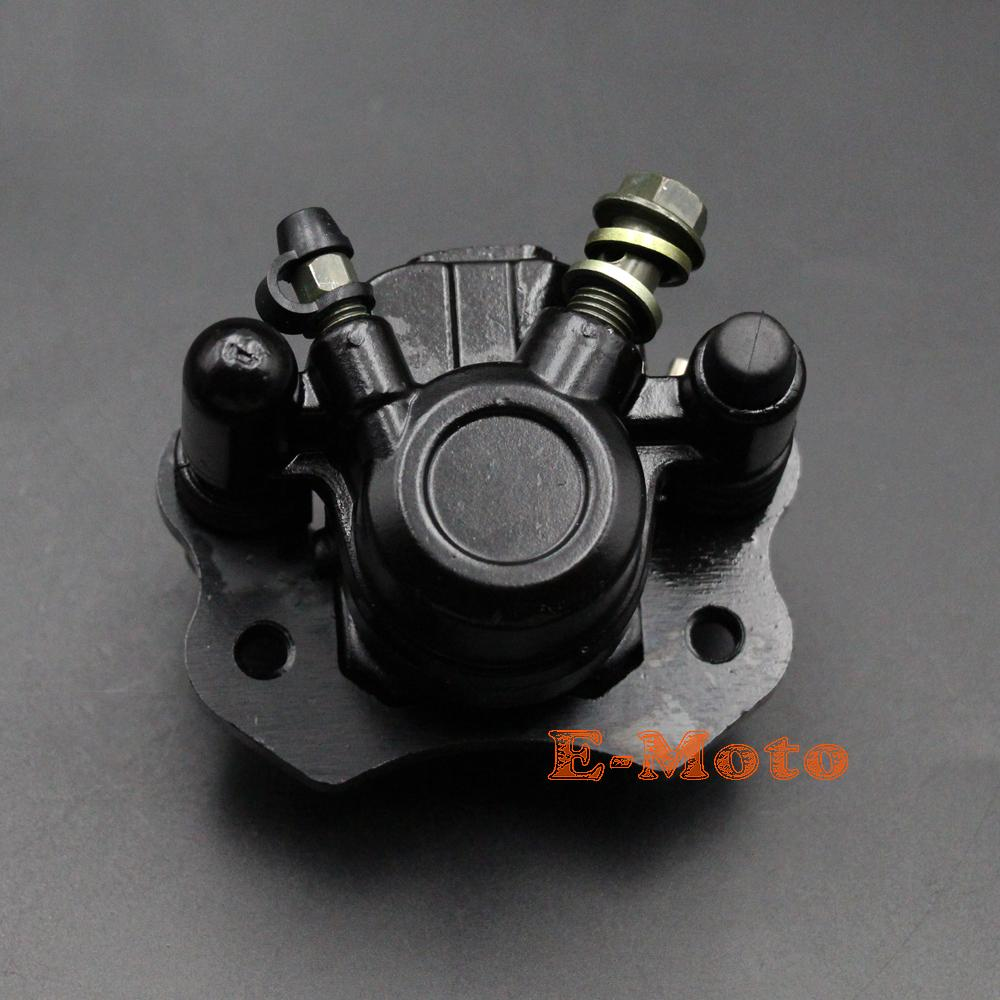 Black REAR Front BRAKE Caliper 50 70CC 90CC 110CC 125CC 150cc 200cc 250cc ATV Go Kart new E-Moto