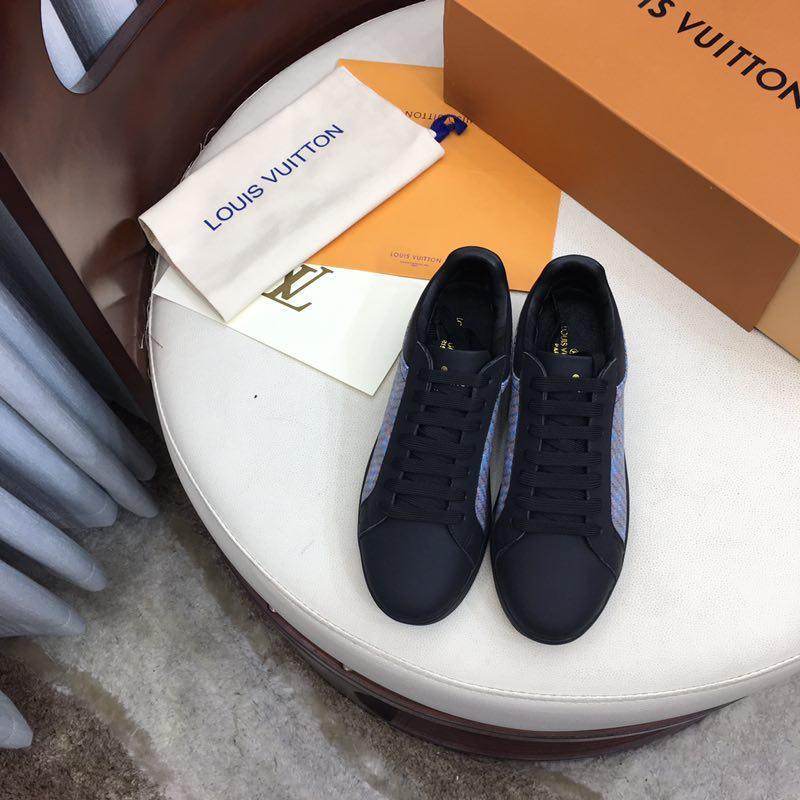2019 Nouveau mode chaussures pour hommes en cuir véritable de qualité Flat Mode Homme 38-45 lacent Livraison gratuite