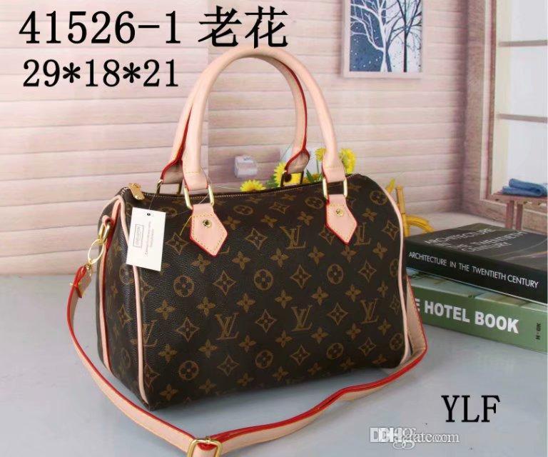 2019 Wholesale new orignal Canvas genuine leather lady messenger bag phone purse fashion satchel nano pillow shoulder bag handbag free ship
