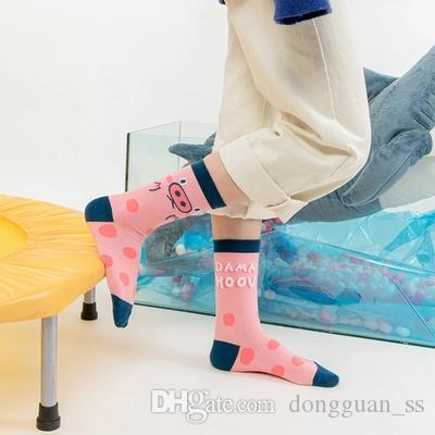 socks letter 4Colors socks Women Men Unisex Cotton dongguan_ss 04