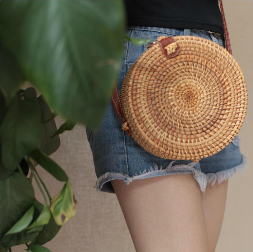 Tasarımcı Crossbody Çanta Bambu Dokuma Omuz Çantaları Kadın Kadın Moda Çanta Messenger Satchel Bez Crossbody Çanta # t7b8